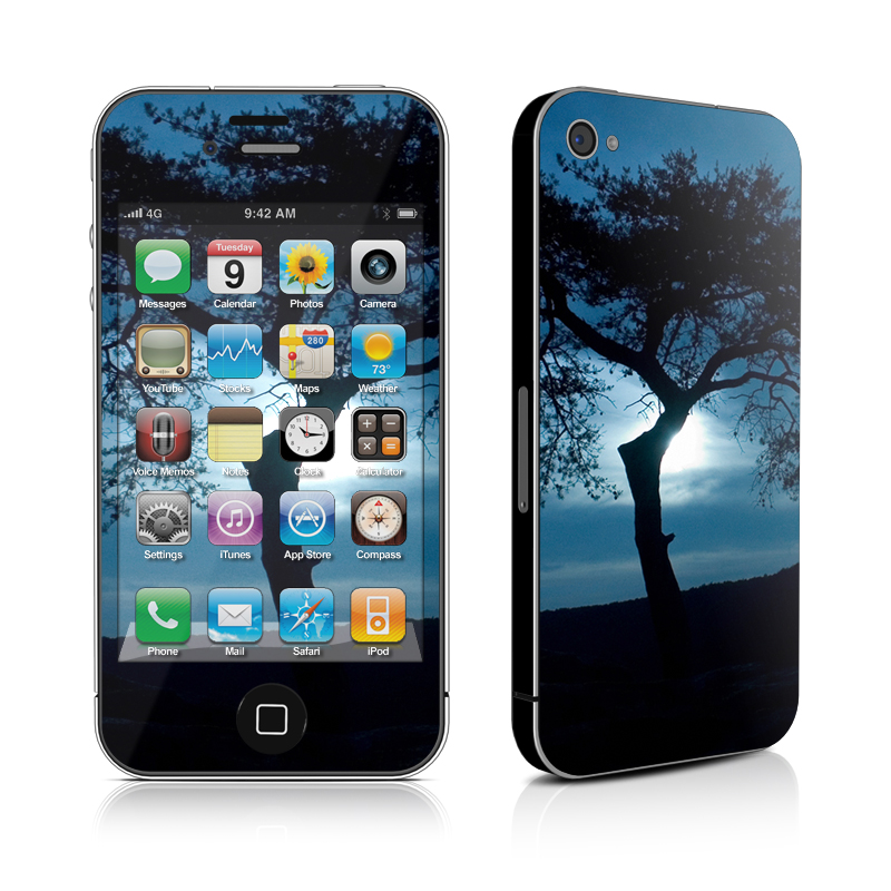 Stand Alone iPhone 4s Skin