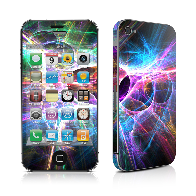 Static Discharge iPhone 4s Skin