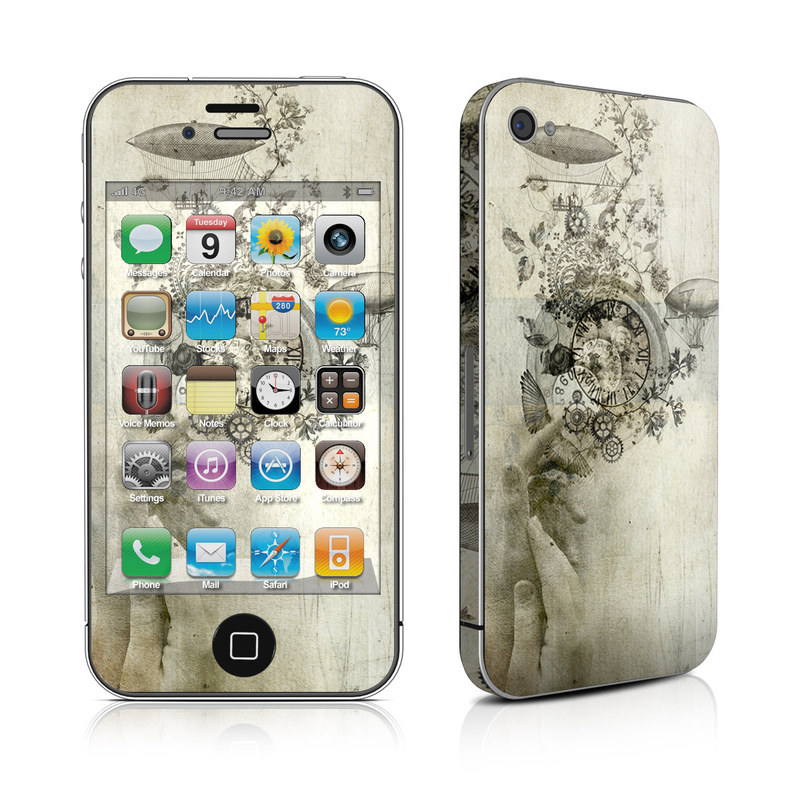 Steamtime iPhone 4s Skin