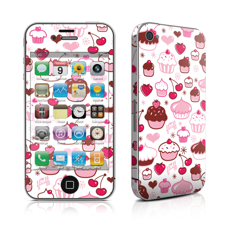 Sweet Shoppe iPhone 4 Skin