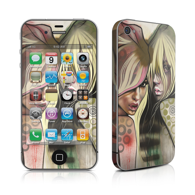 Two Betties iPhone 4s Skin