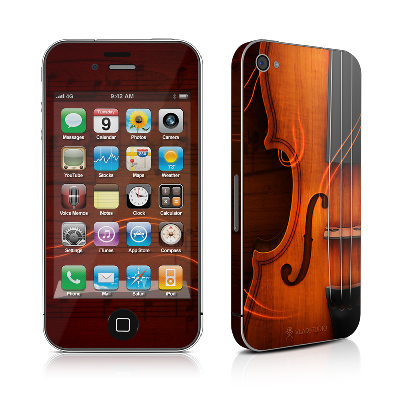 Violin iPhone 4s Skin