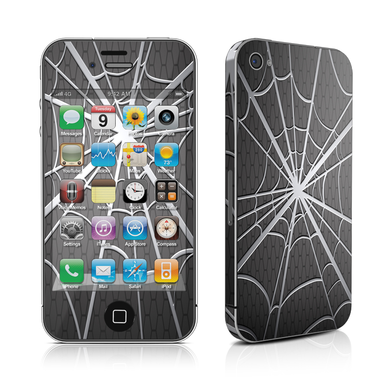 Webbing iPhone 4s Skin