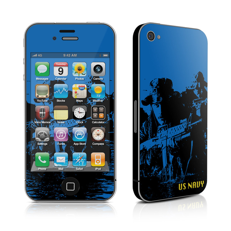 Water Heist iPhone 4s Skin