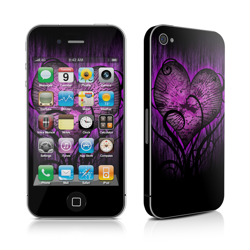 Wicked iPhone 4 Skin
