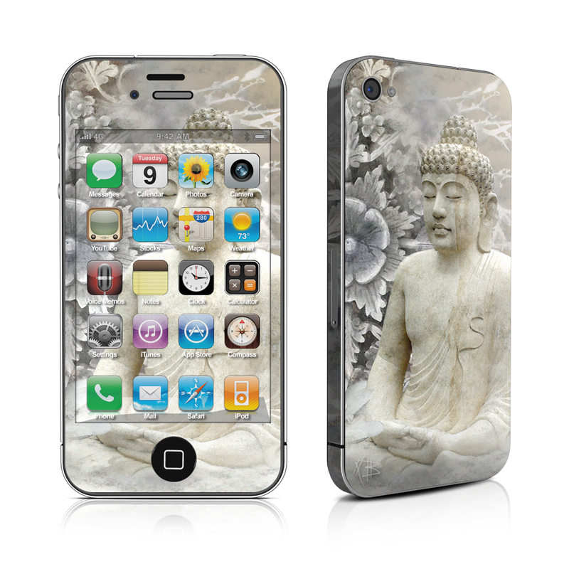 Winter Peace iPhone 4s Skin