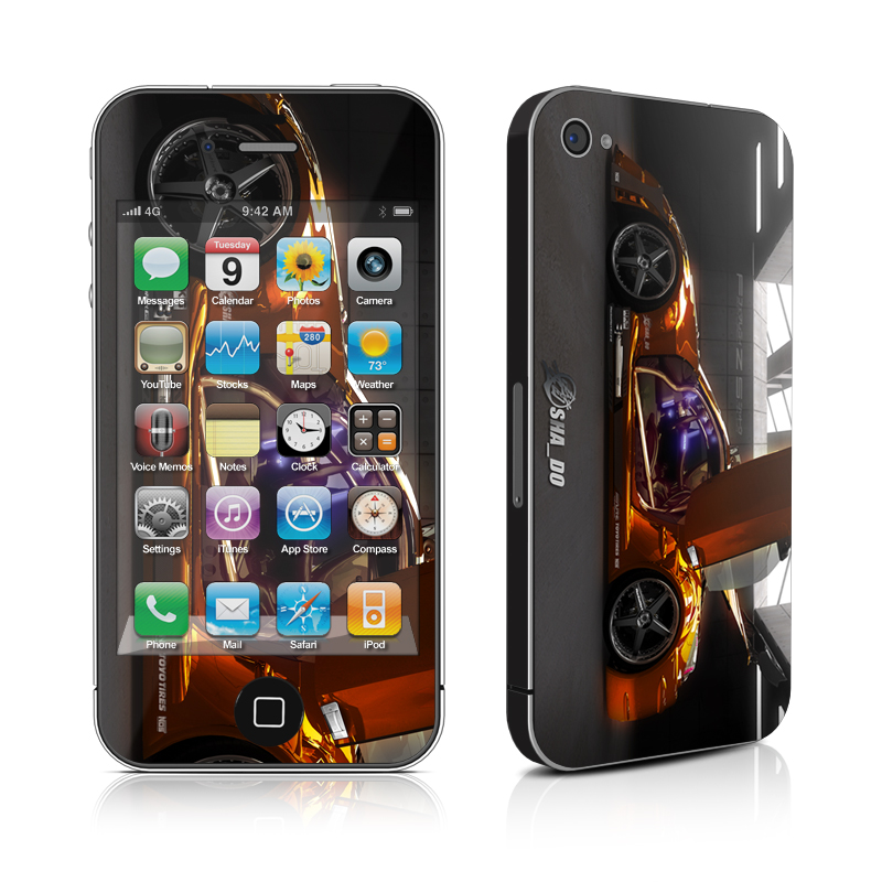 Z33 Light iPhone 4 Skin