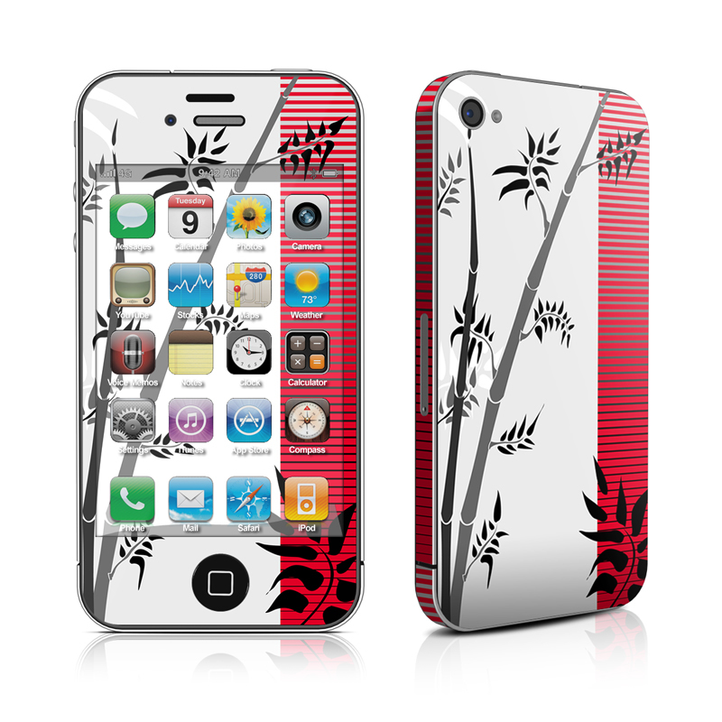 Zen iPhone 4s Skin