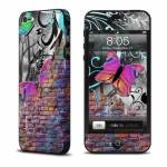 Butterfly Wall iPhone 5 Skin