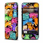 Colorful Kittens iPhone 5 Skin