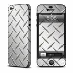 Diamond Plate iPhone 5 Skin