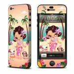 Hula Lulu iPhone 5 Skin