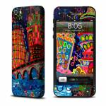 Out in the City iPhone 5 Skin