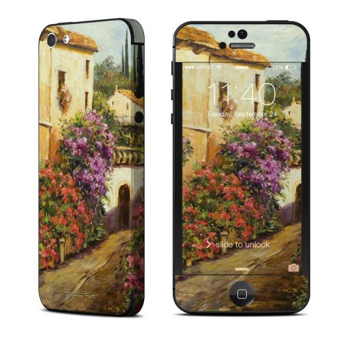 Via Del Fiori iPhone 5 Skin