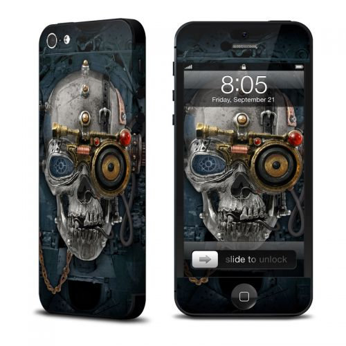 Necronaut iPhone 5 Skin
