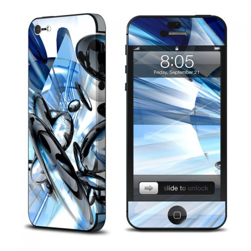 Cobalt Nexus iPhone 5 Skin