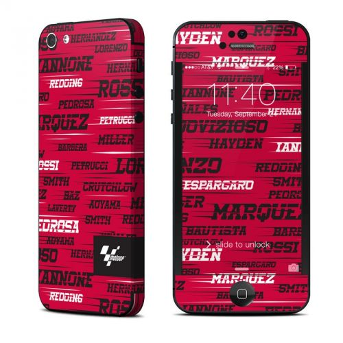 Racers iPhone 5 Skin