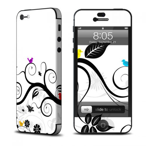 Tweet Light iPhone 5 Skin