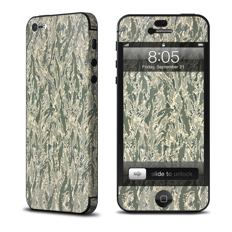 ABU Camo iPhone 5 Skin