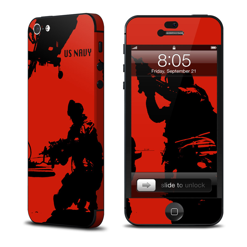 Airborne iPhone 5 Skin