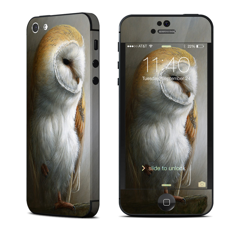 Barn Owl iPhone 5 Skin