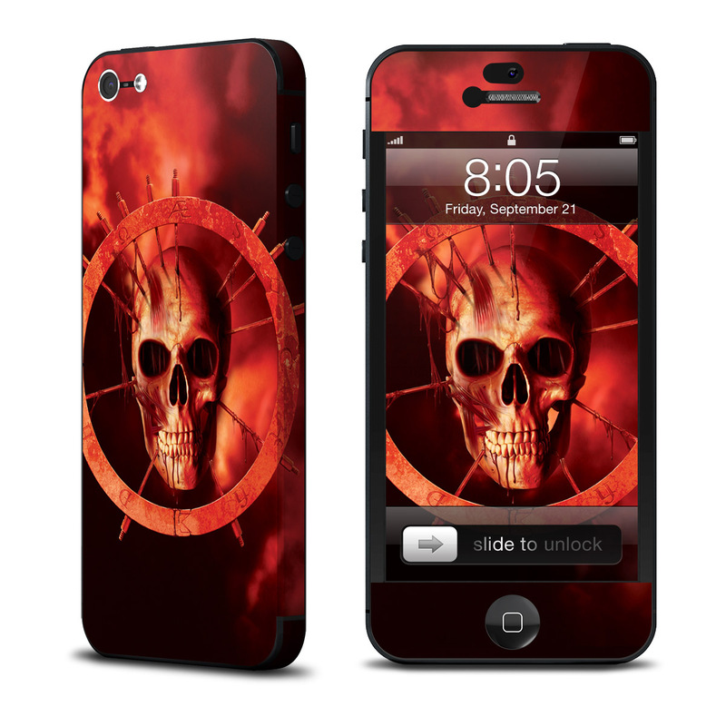 Blood Ring iPhone 5 Skin
