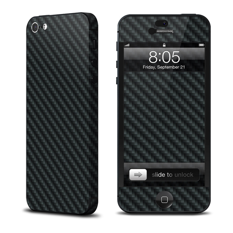 iPhone 5 Skin design of Green, Black, Blue, Pattern, Turquoise, Carbon, Textile, Metal, Mesh, Woven fabric with black colors