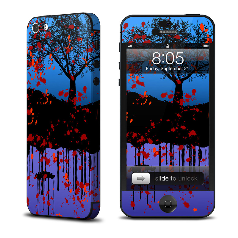 Cold Winter iPhone 5 Skin