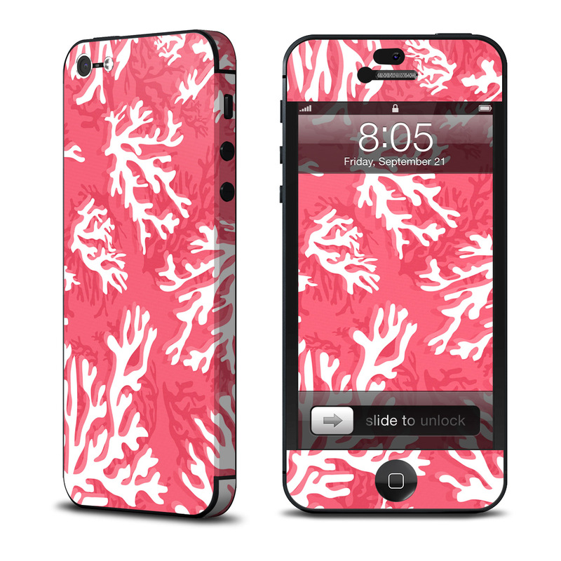 Coral Reef iPhone 5 Skin