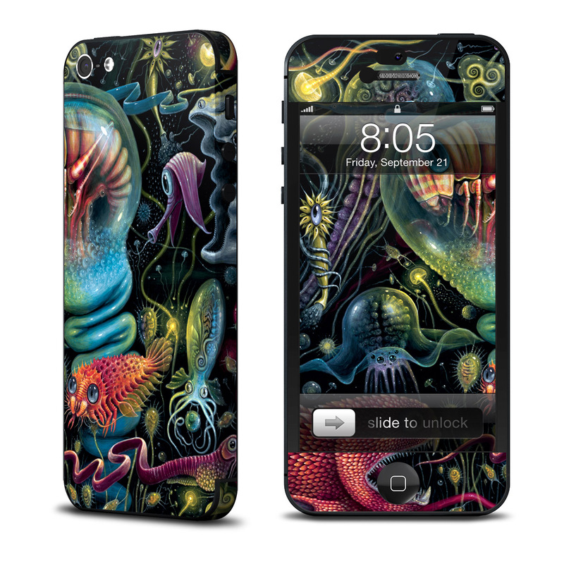 Creatures iPhone 5 Skin
