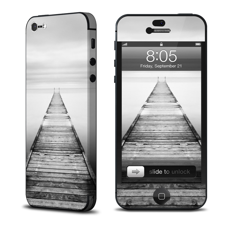 Dock iPhone 5 Skin
