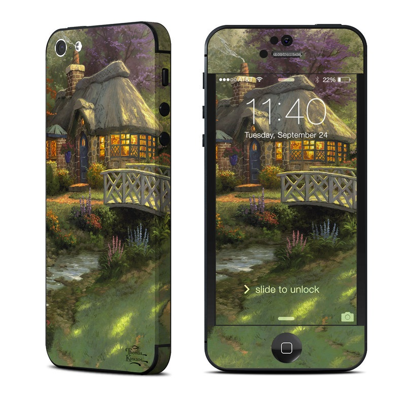 iPhone 5 Skin design of Natural landscape, Nature, Strategy video game, Painting, Landscape, Morning, Biome, Landscaping, Rural area, Tree with black, green, red, gray colors