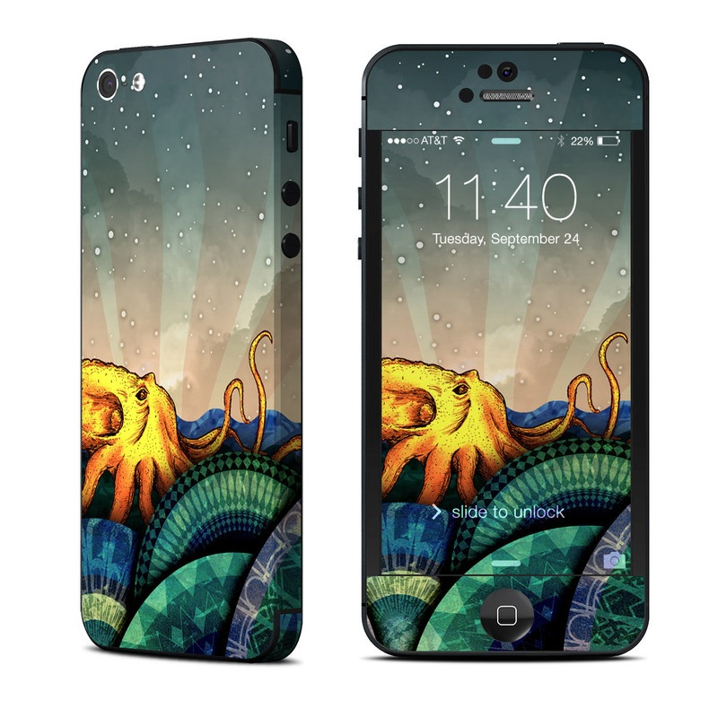 From the Deep iPhone 5 Skin