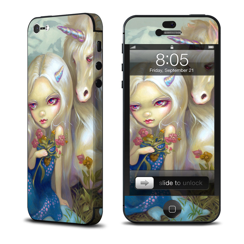 Fiona Unicorn iPhone 5 Skin