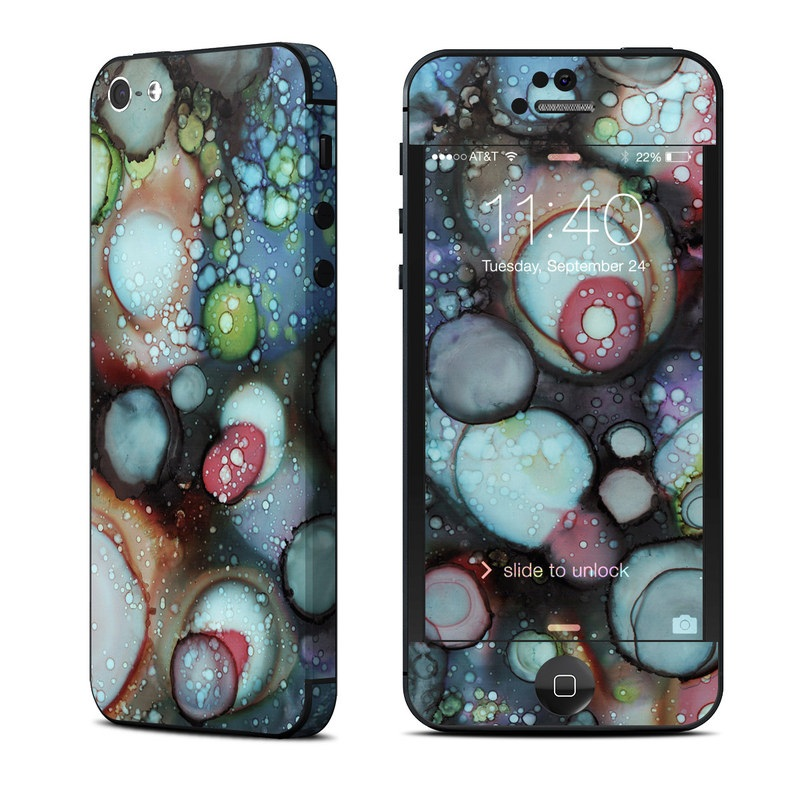 Galaxy A iPhone 5 Skin