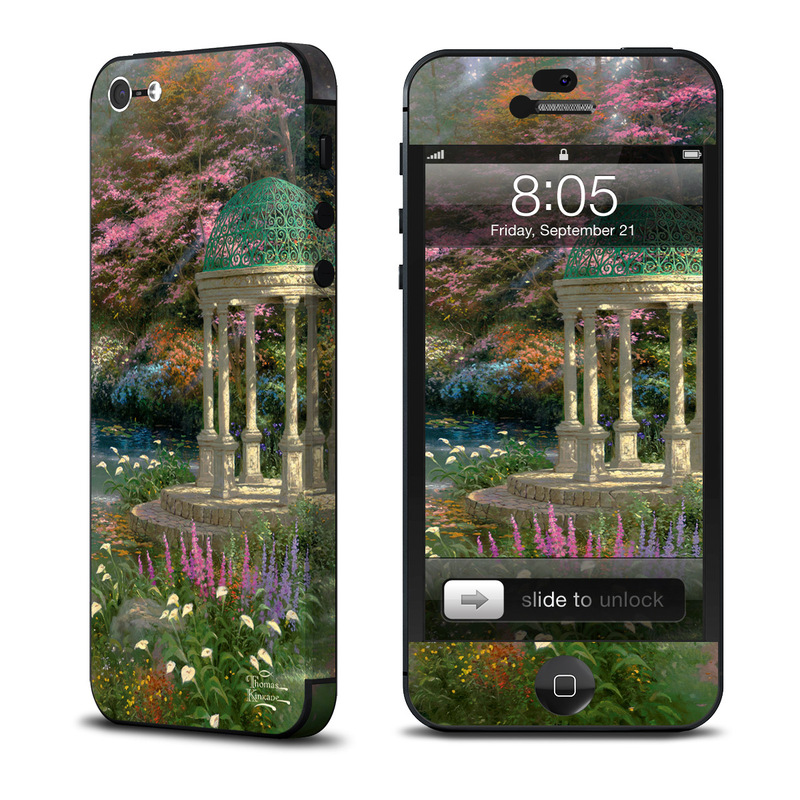 Garden Of Prayer iPhone 5 Skin