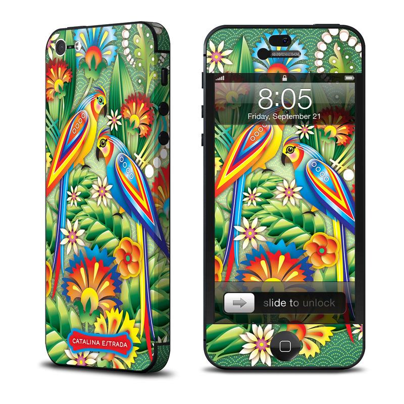 Guacamayas iPhone 5 Skin