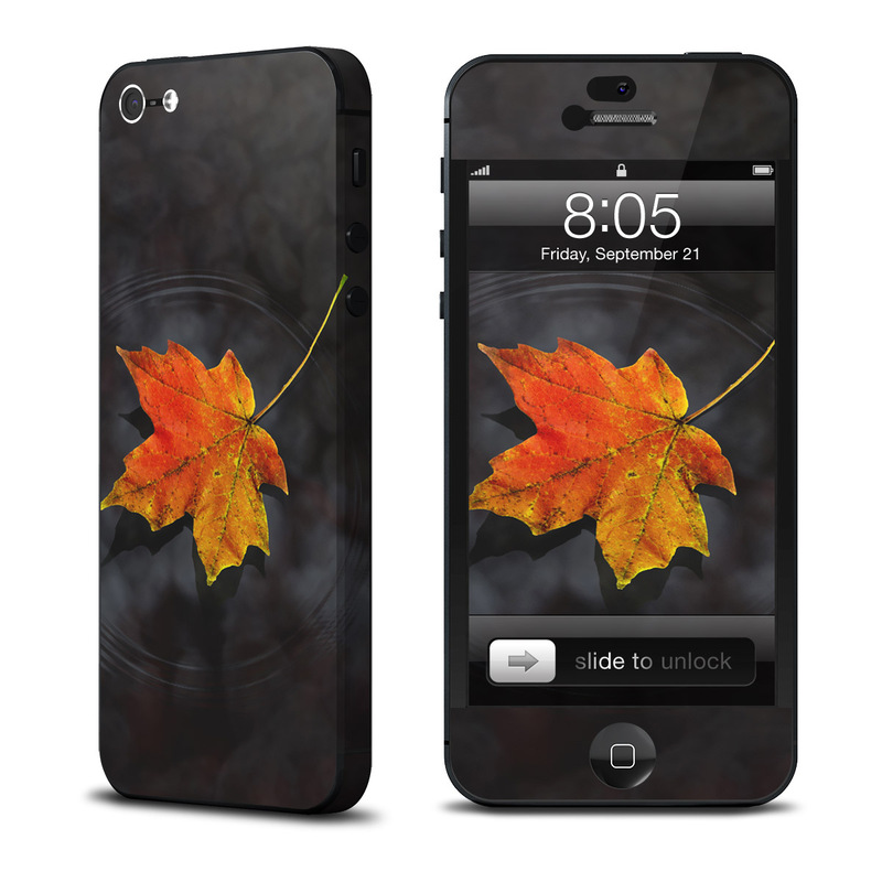 Haiku iPhone 5 Skin