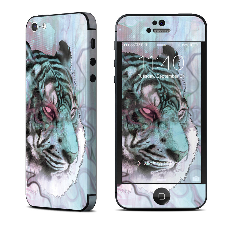 Illusive by Nature iPhone 5 Skin