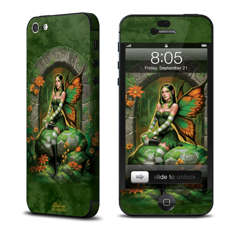 Jade Fairy iPhone 5 Skin