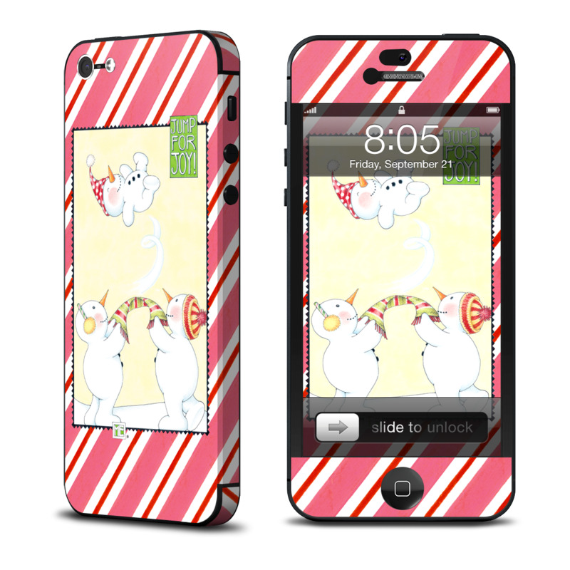 Jump for Joy iPhone 5 Skin