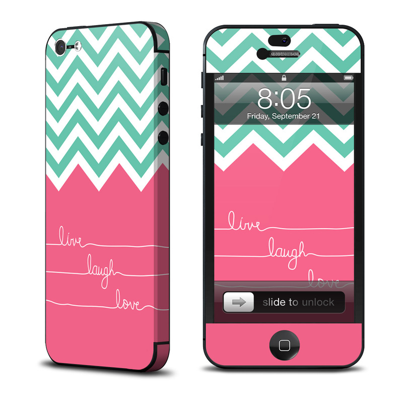 iPhone 5 Skin design of Pink, Aqua, Line, Text, Turquoise, Pattern, Font, Magenta, Teal, Design with purple, white, blue, gray, pink colors