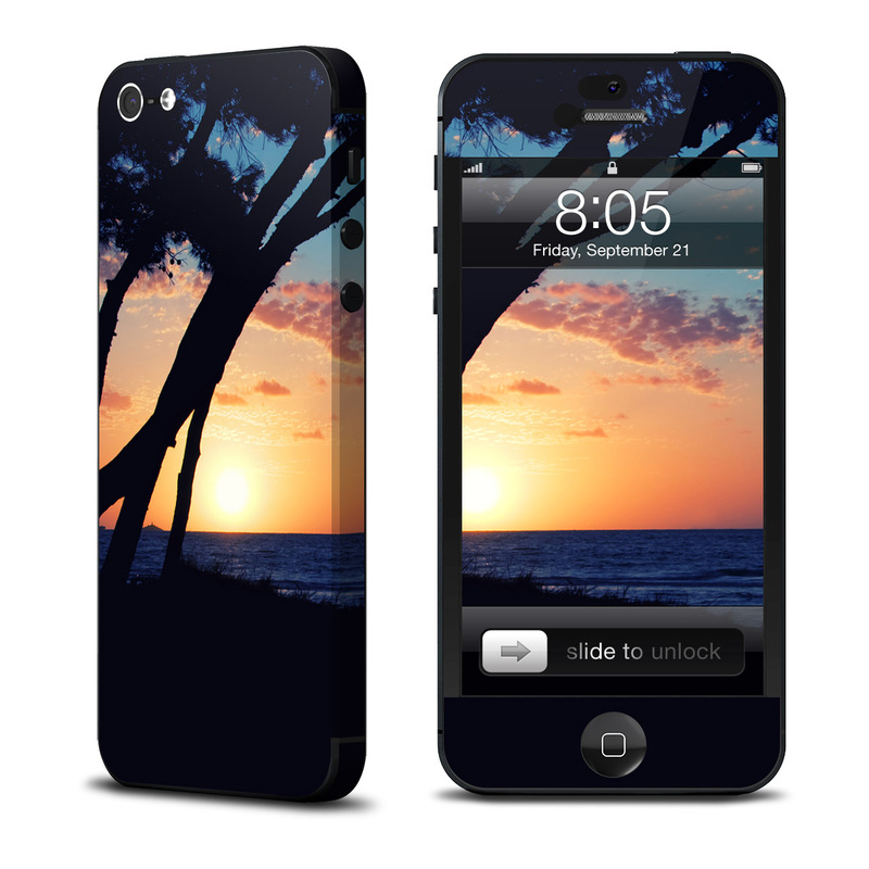 Mallorca Sunrise iPhone 5 Skin