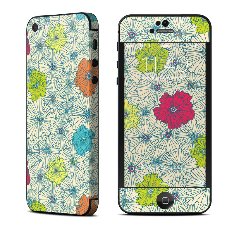 May Flowers iPhone 5 Skin