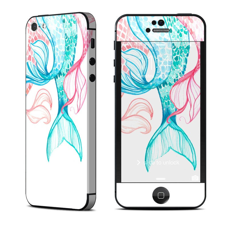 Mermaid Tails iPhone 5 Skin