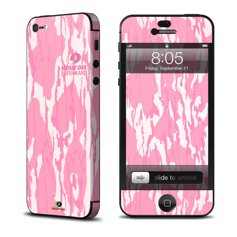 New Bottomland Pink iPhone 5 Skin