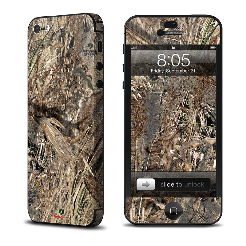 Duck Blind iPhone 5 Skin