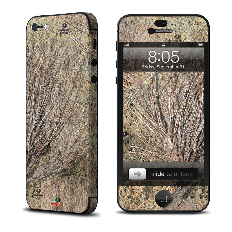 iPhone 5 Skin design of Tree, Grass family, Soil, Plant, Grass, Branch with gray, green, black, red colors