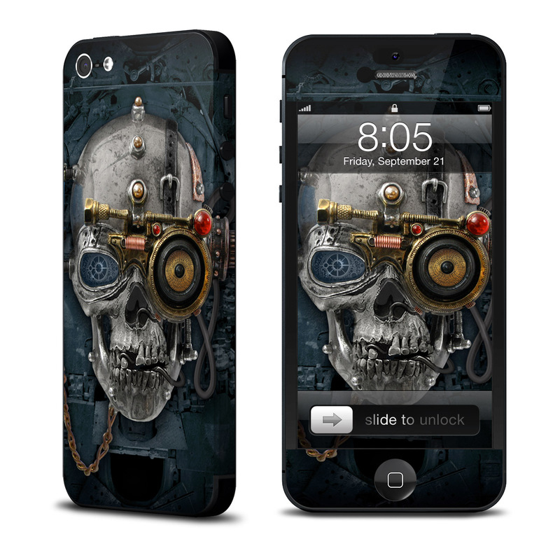 iPhone 5 Skin design of Engine, Auto part, Still life photography, Personal protective equipment, Illustration, Automotive engine part, Art with black, gray, red, green colors