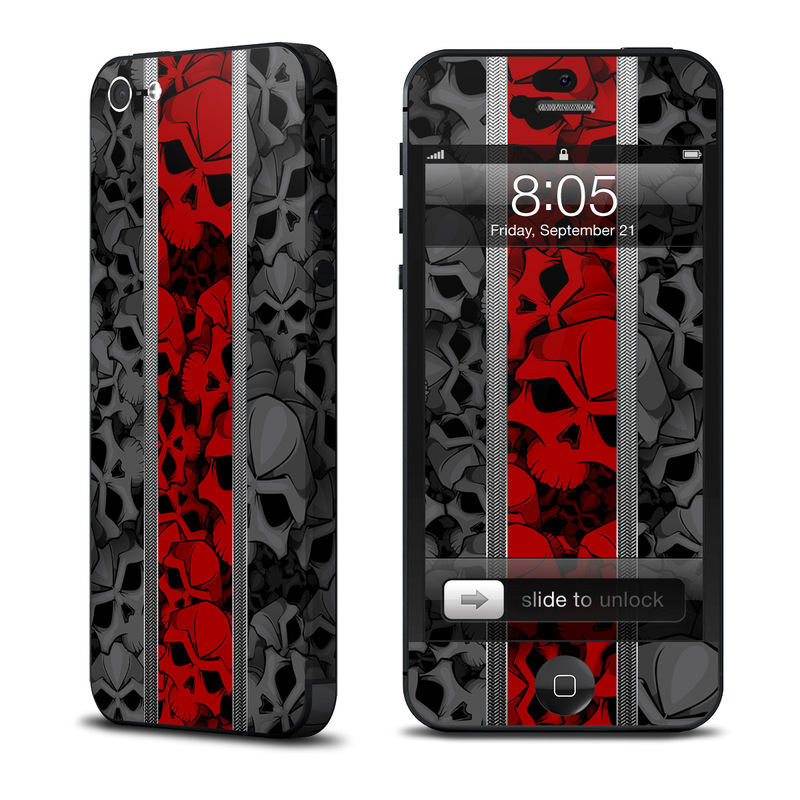 Nunzio iPhone 5 Skin